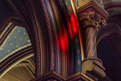 Visite Libre De L'église Du Gesu à Toulouse