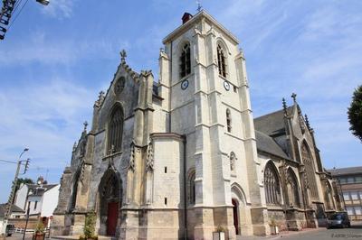 Visite Libre De L'église Du Saint-sépulcre à Abbeville
