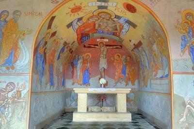 Visite Libre De L'église Et Des Chapelles Du Calvaire Et Du Bédiau à Miramont de Comminges