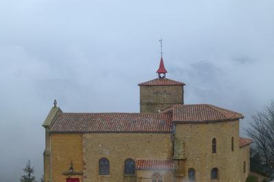 Visite Libre De L'église Médiévale D'oingt. à Oingt