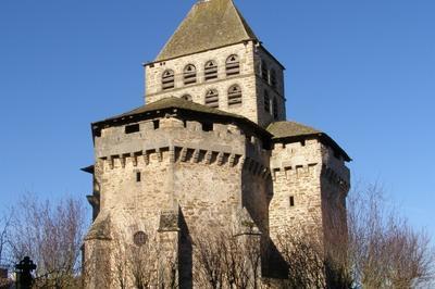 Visite Libre De L'église Notre-dame à Boussac