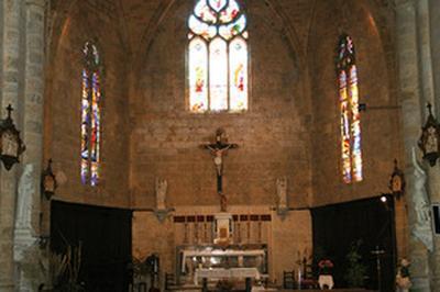Visite Libre De L'église Notre-dame à Saint Puy