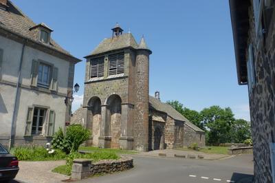 Visite Libre De L'église Notre-dame De L'assomption à Therondels