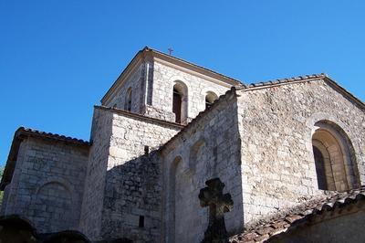 Visite Libre De L'église Notre-dame-de-roumanou à Cestayrols