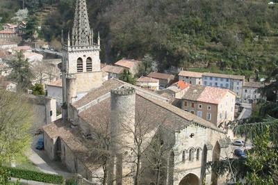 Visite Libre De L'église Notre-dame Des Pomiers. à Largentiere