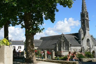 Visite Libre De L'église Notre Dame Izel Vor à La Foret Fouesnant