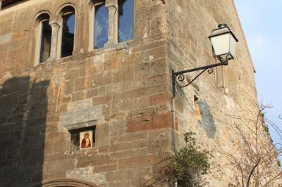 Visite Libre De L'église Orthodoxe Saint Etienne Et Saint Germain D'auxerre à Vezelay