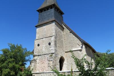 Visite Libre De L'église Paroissiale De La Sainte-trinité à Corny