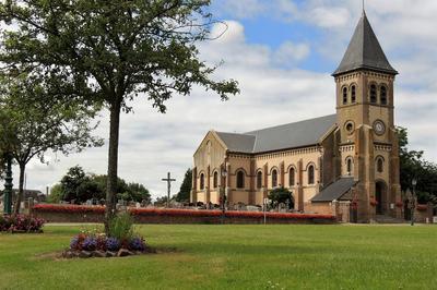 Visite Libre De L'église Saint-aubin à Gisay la Coudre