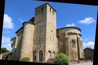 Visite Libre De L'église Saint-austrégésile à Mouchan