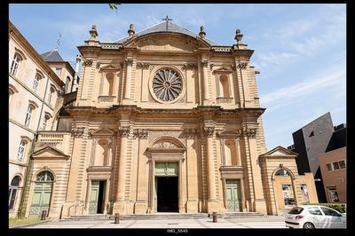 Visite Libre De L'église Saint-clément à Metz