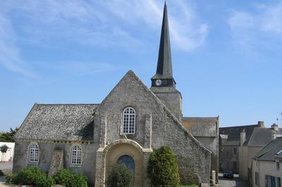 Visite Libre De L'eglise Saint-cyr Et Sainte-julitte, à Ambon