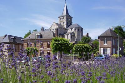 Visite Libre De L'église Saint-denis à Hericourt en Caux