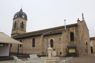Visite Libre De L'église Saint-didier à Saint Didier sur Chalaronne
