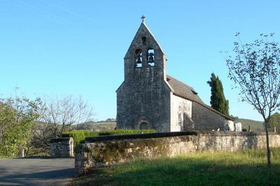 Visite Libre De L'église Saint-george De Meyraguet à Lacave