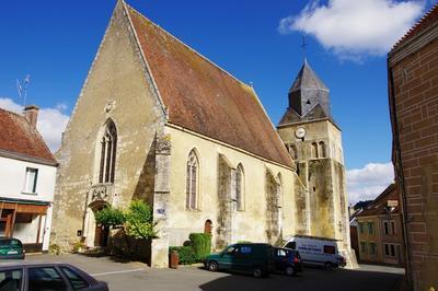 Visite Libre De L'église Saint-germain D'auxerre à Saint Germain de la Coudre