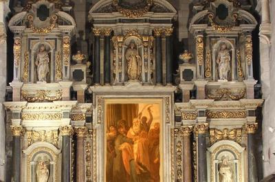 Visite Libre De L'eglise Saint-gildas, Classée Monument Historique à Auray