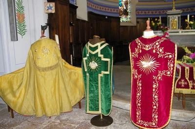 Visite Libre De L'Église Saint-jacques Et Saint-philippe à Montceaux