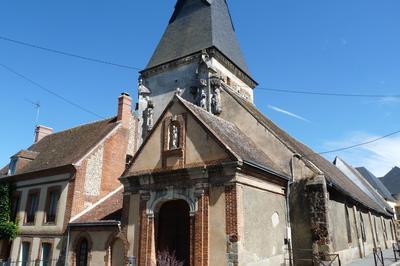 Visite Libre De L'église Saint-jean à L'Aigle