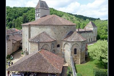 Visite Libre De L'église Saint-jean-baptiste à Saint Jean de Cole
