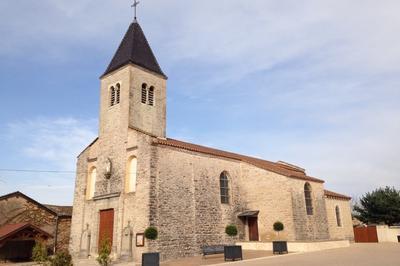 Visite Libre De L'église Saint Jean-baptiste à Garnerans
