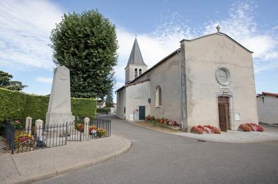 Visite Libre De L'église Saint Jean-baptiste De Balan