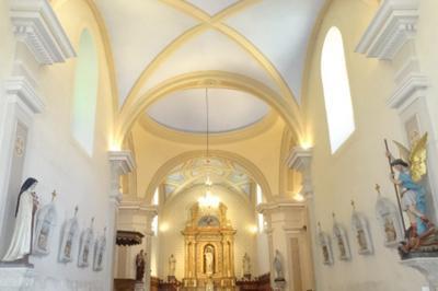 Visite Libre De L'église Saint-jean-baptiste Du Reposoir. à Le Reposoir