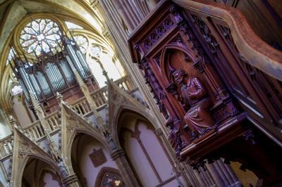 Visite Libre De L'église Saint-joseph-saint-louis De Beauregard à Thionville