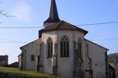 Visite Libre De L'église Saint-julien à Domjulien