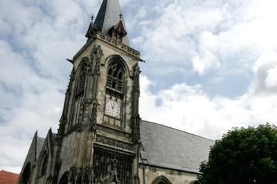 Visite Libre De L'église Saint-leu à Amiens