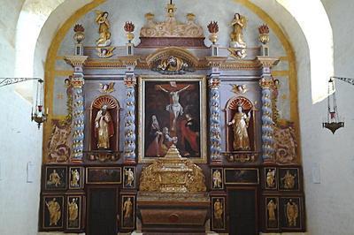 Visite Libre De L'église Saint-louis à Montcabrier