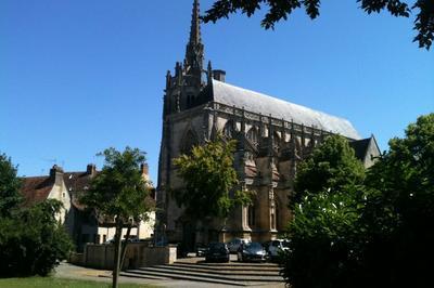 Visite Libre De L'église Saint-martin à Argentan