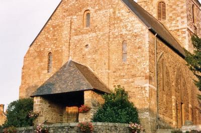 Visite Libre De L'église Saint-martin à Sacey