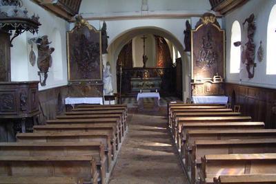 Visite Libre De L'église Saint-martin à Bremontier Merval