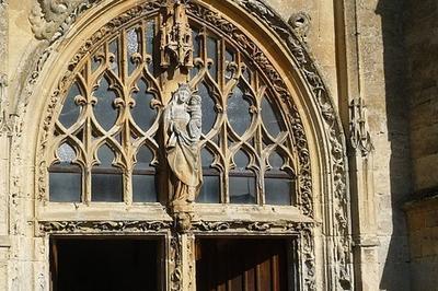 Visite Libre De L'église Saint-martin D'amagne à Amagne