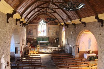 Visite Libre De L'eglise Saint-martin - Mellé à Melle