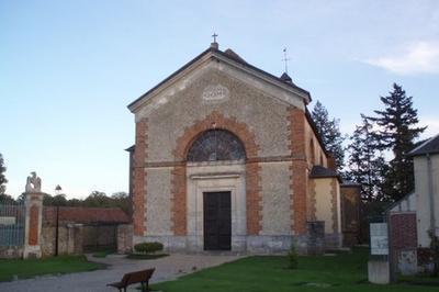 Visite Libre De L'église Saint-nicolas à Beaumesnil