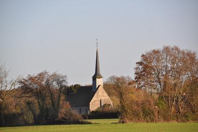 Visite Libre De L'église Saint-ouen De Mancelles à Gisay la Coudre