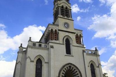 Visite Libre De L'église Saint-paul De Montluçon. à Montlucon