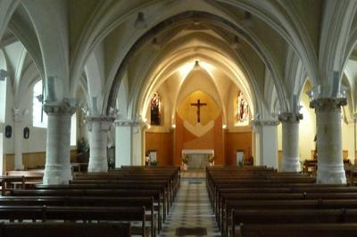 Visite Libre De L'église Saint-philippe-saint-jacques à Chatillon