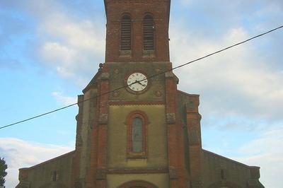 Visite Libre De L'église Saint-pierre à Teyssode