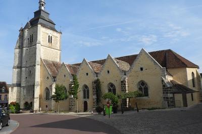Visite Libre De L'église Saint-pierre à Bretoncelles