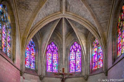 Visite Libre De L'église Saint-pierre De Montdidier