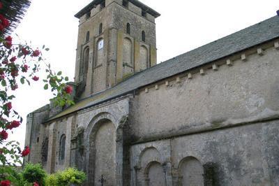 Visite Libre De L'église Saint Pierre De Varen