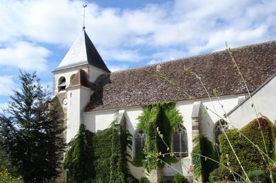 Visite Libre De L'église Saint-pierre-ès-liens à Cheny (89400)
