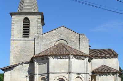 Visite Libre De L'église Saint Saturnin à Berson