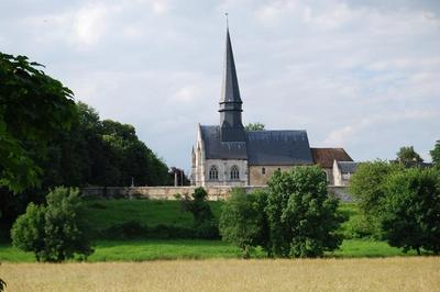 Visite Libre De L'église Saint-sauveur à Sahurs