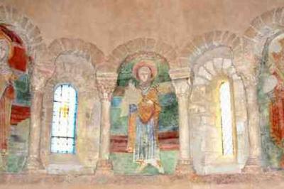 Visite Libre De L'église Saint-symphorien à Illiat