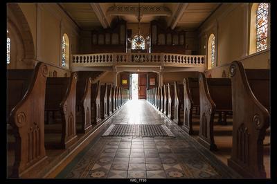 Visite Libre De L'église Sainte-lucie De Vallières à Metz