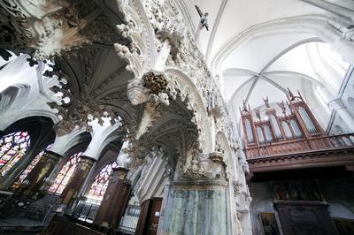 Visite Libre De L'église Sainte-madeleine à Troyes